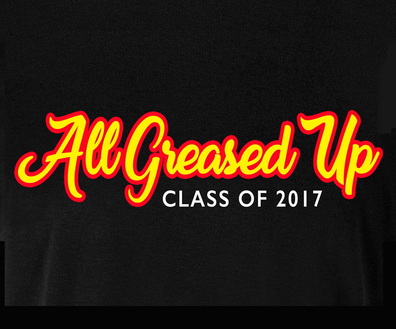all greased logo